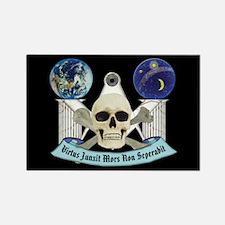 Masonic 14th - Virtus Junxit Mors Non Seperabit Re