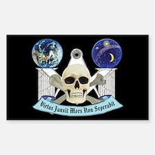 Masonic 14th - Virtus Junxit Mors Non Seperabit St