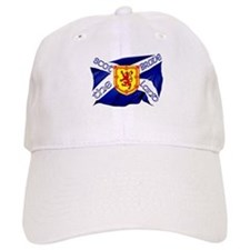 Scotland the brave flag Baseball Cap