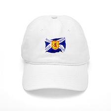Scotland the brave flag Hat