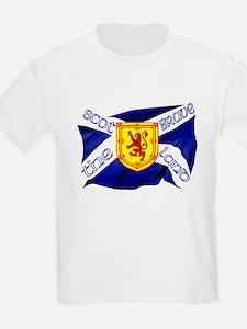 Scotland the brave flag T-Shirt