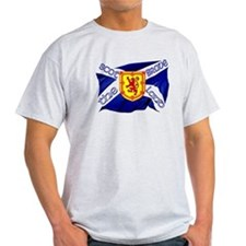 Scotland the brave flag T-Shirt