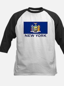New York Flag Merchandise Tee