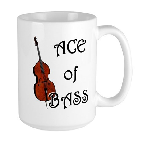 Ace of Bass Large Mug