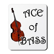Ace of Bass Mousepad