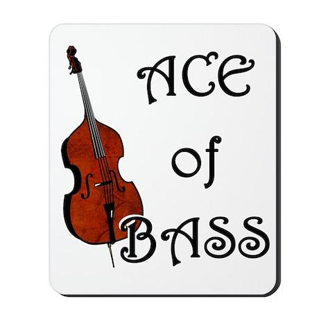 Ace of Bass Mousepad