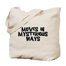 Moves Mysterious Tote Bag