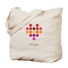 I Heart Noelle Tote Bag