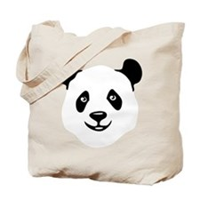 panda bear teddy bär Tote Bag