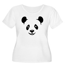 panda bear teddy bär Plus Size T-Shirt