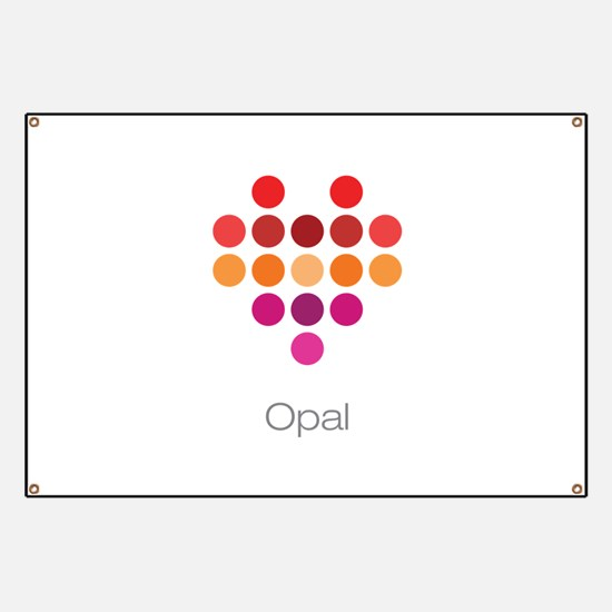 I Heart Opal Banner