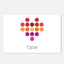 I Heart Opal Postcards (Package of 8)