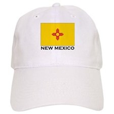 New Mexico Flag Stuff Baseball Cap