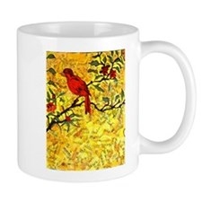 red bird Rondo Mug