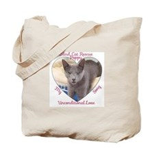 Poppy Unconditional Love Tote Bag