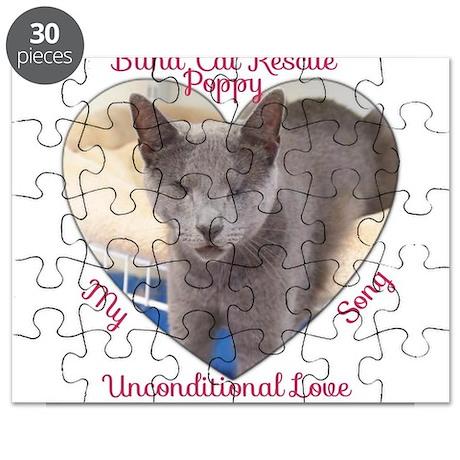 Poppy Unconditional Love Puzzle