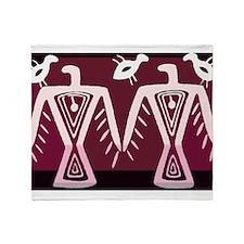 Native_Rug Throw Blanket