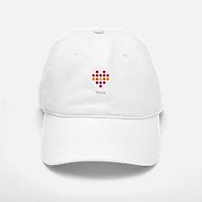 I Heart Rena Baseball Hat