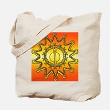 Iroquois Sun Tote Bag