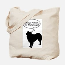 Miniature Australian Shepherd Tote Bag