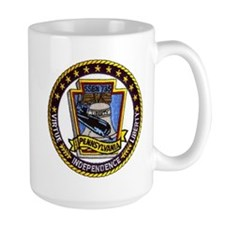 pennsylvaniapatch Mugs