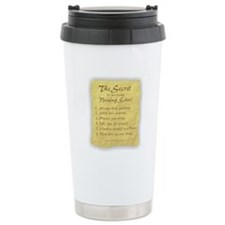 Secret of Nursing School Travel Mug