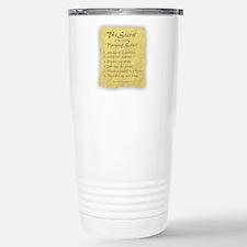 Secret of Nursing School Travel Mug