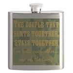 Hunt Together Flask
