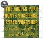 Hunt Together Puzzle