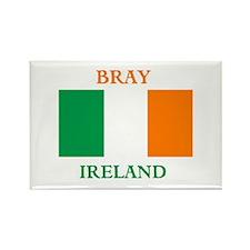 Bray Ireland Rectangle Magnet