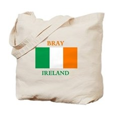 Bray Ireland Tote Bag