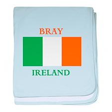 Bray Ireland baby blanket