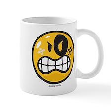 Aggression Smiley Mug