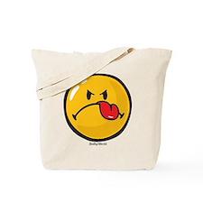 Detest Smiley Tote Bag