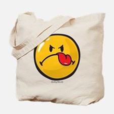 Detest Smiley Tote Bag