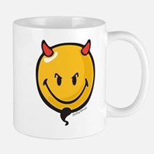 Devilish Smiley Mug
