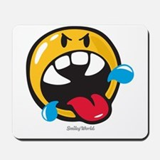 Rabid Smiley Mousepad