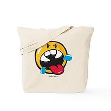 Rabid Smiley Tote Bag