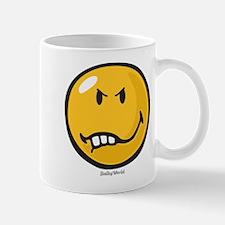 Vexed Smiley Mug