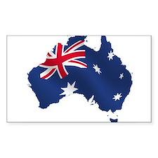 Australia Decal