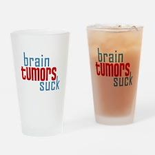 Brain Tumors Suck Drinking Glass