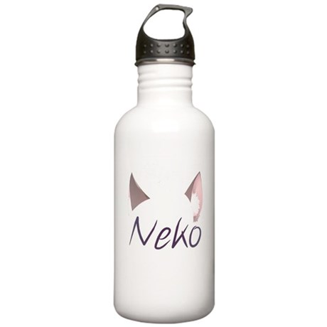 Neko! Water Bottle