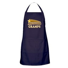 Awesome Gramps Apron (dark)