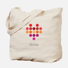 I Heart Sonia Tote Bag