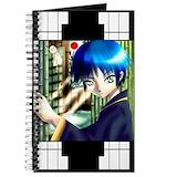 Artsy Journals & Spiral Notebooks