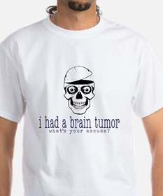 Brain Tumor Excuse Shirt