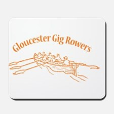 Gloucester Gig Rowers Mousepad