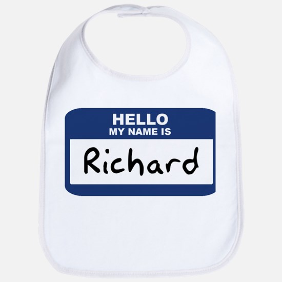 Hello: Richard Bib
