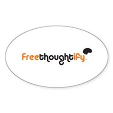 Freethoughty Banner Decal
