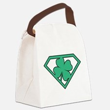 Super Lucky Canvas Lunch Bag